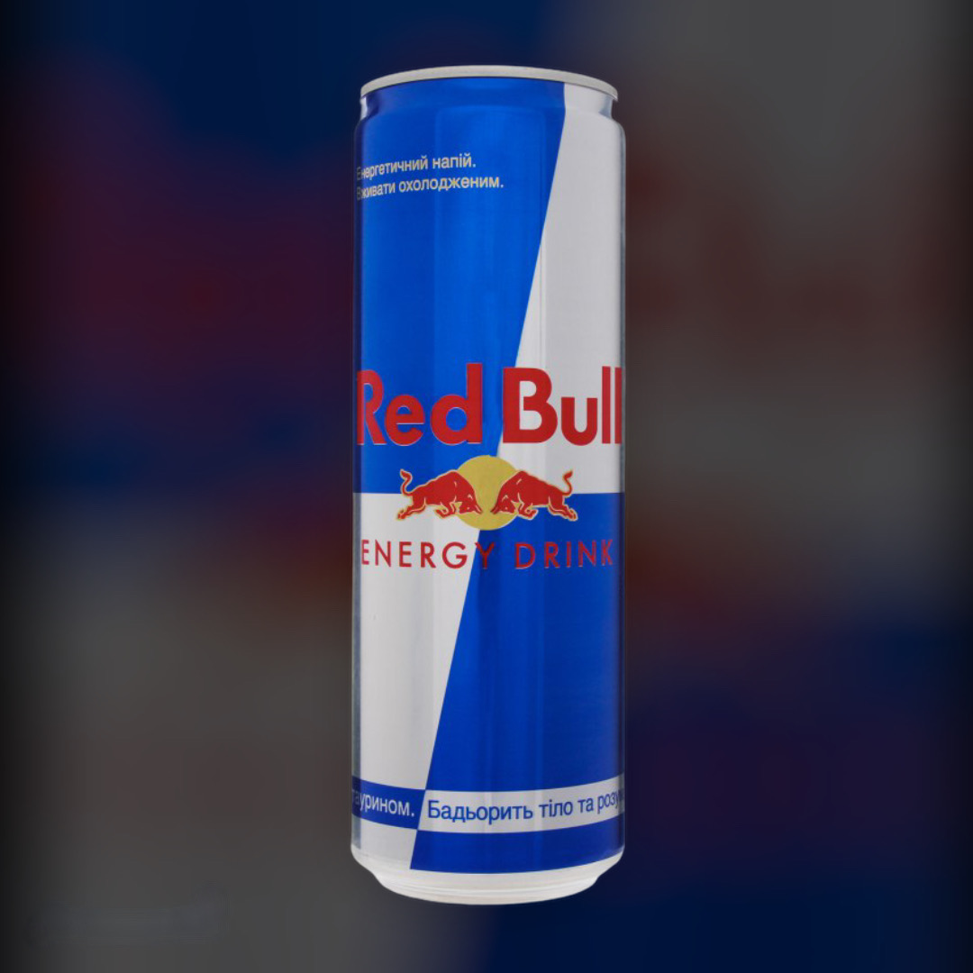 Energy drink Red Bull 0,5l