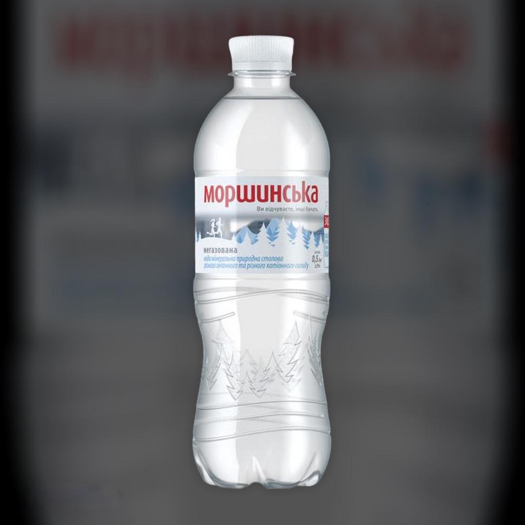 Aerated water Morshinska 0,5l