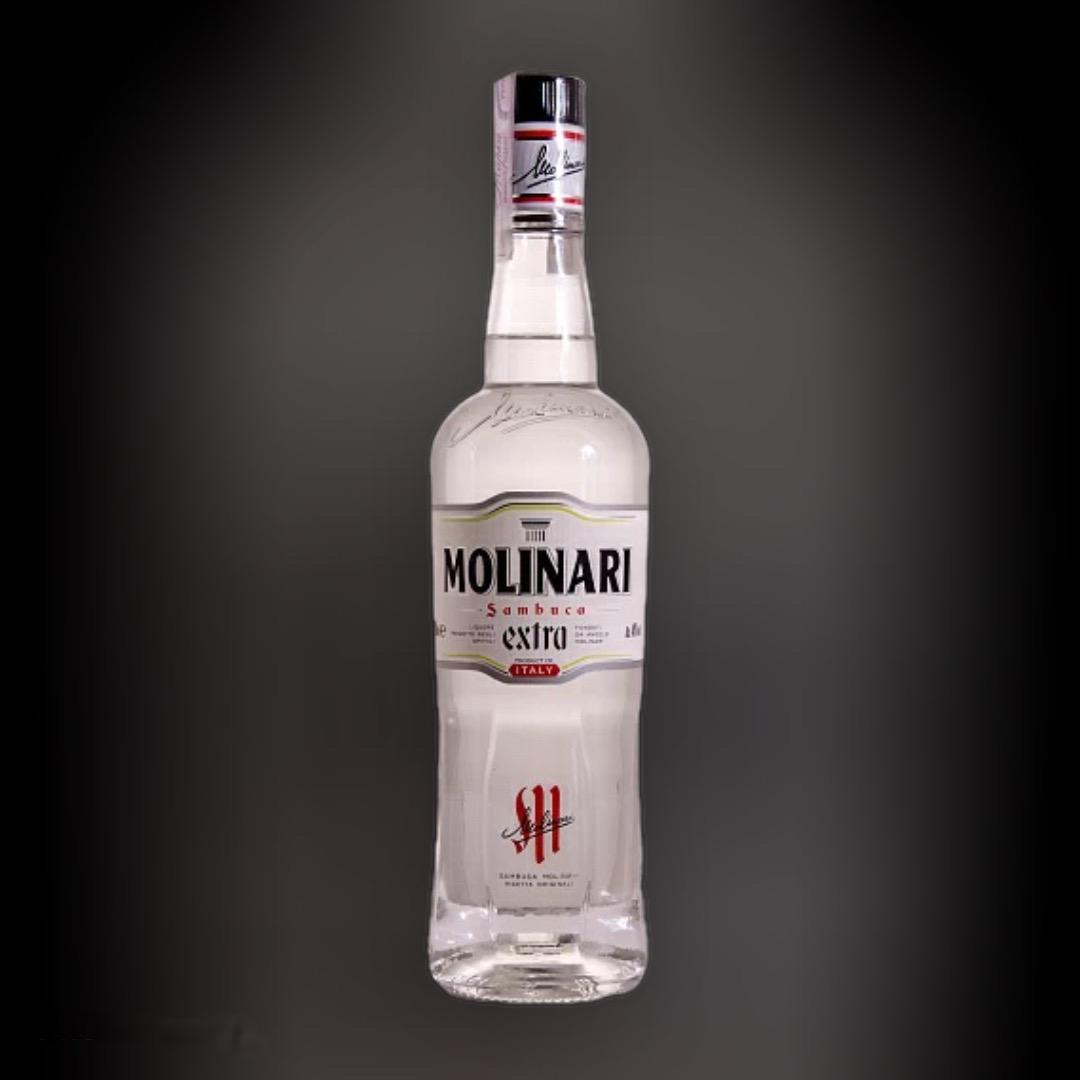 Liquor Sambuca Molinari Extra 40% 0.7 l