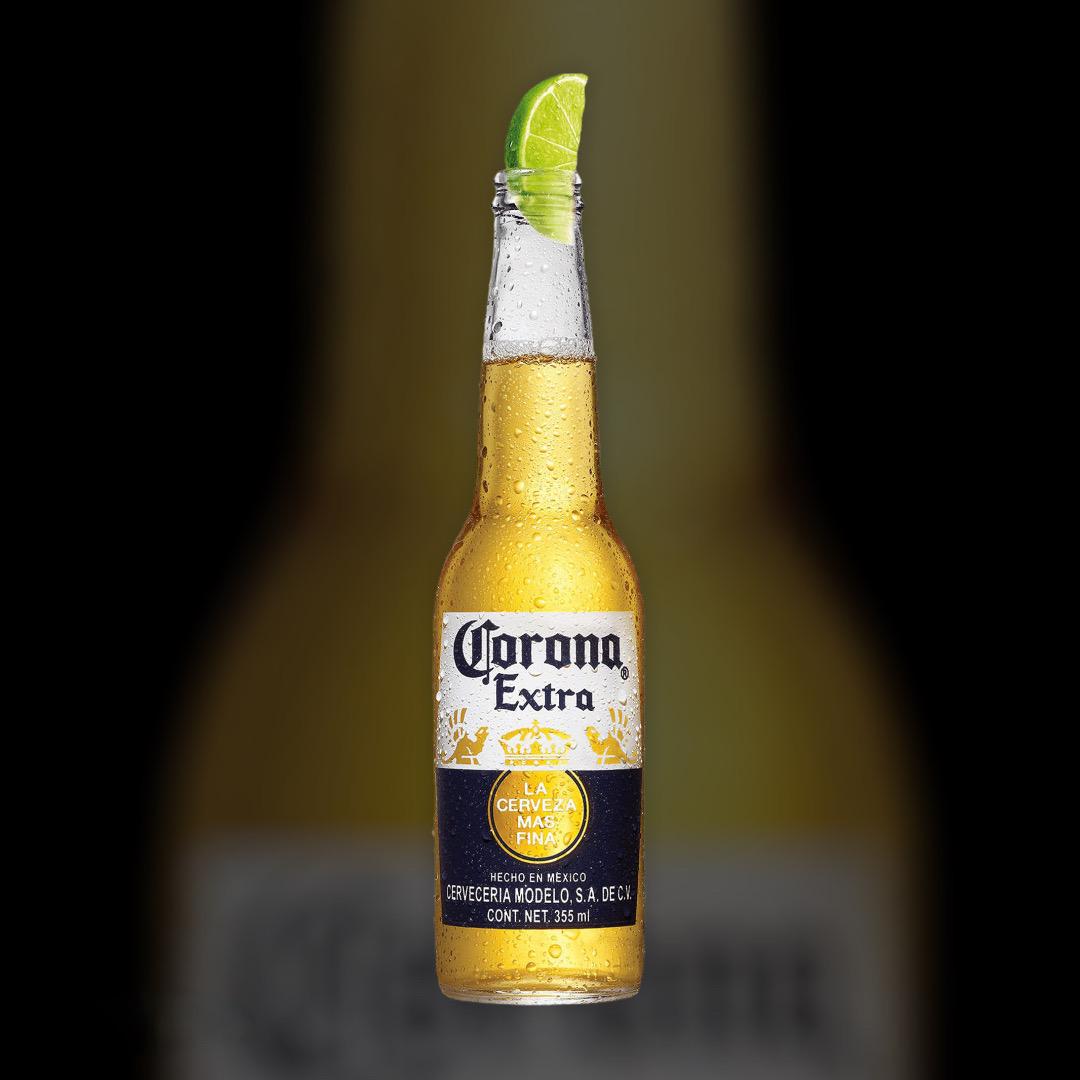 Beer Corona Extra light filtered 4.2% 0,355l