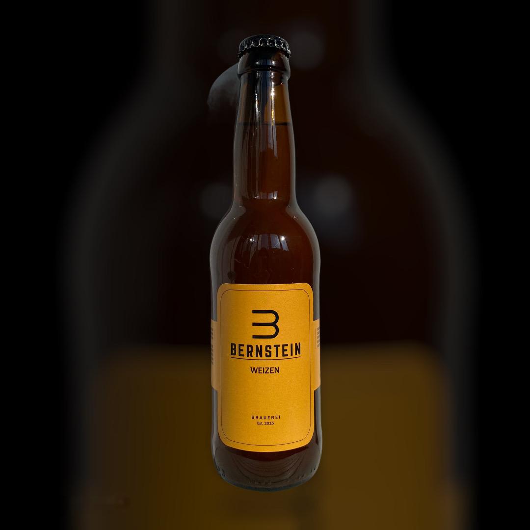 Crafting beer Bernstein Weizen 5,5% 0.33 l