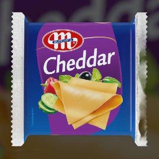 Cheddar cheese Poland 130gр