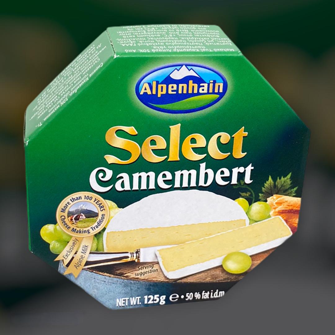 Camembert cheese Selekt