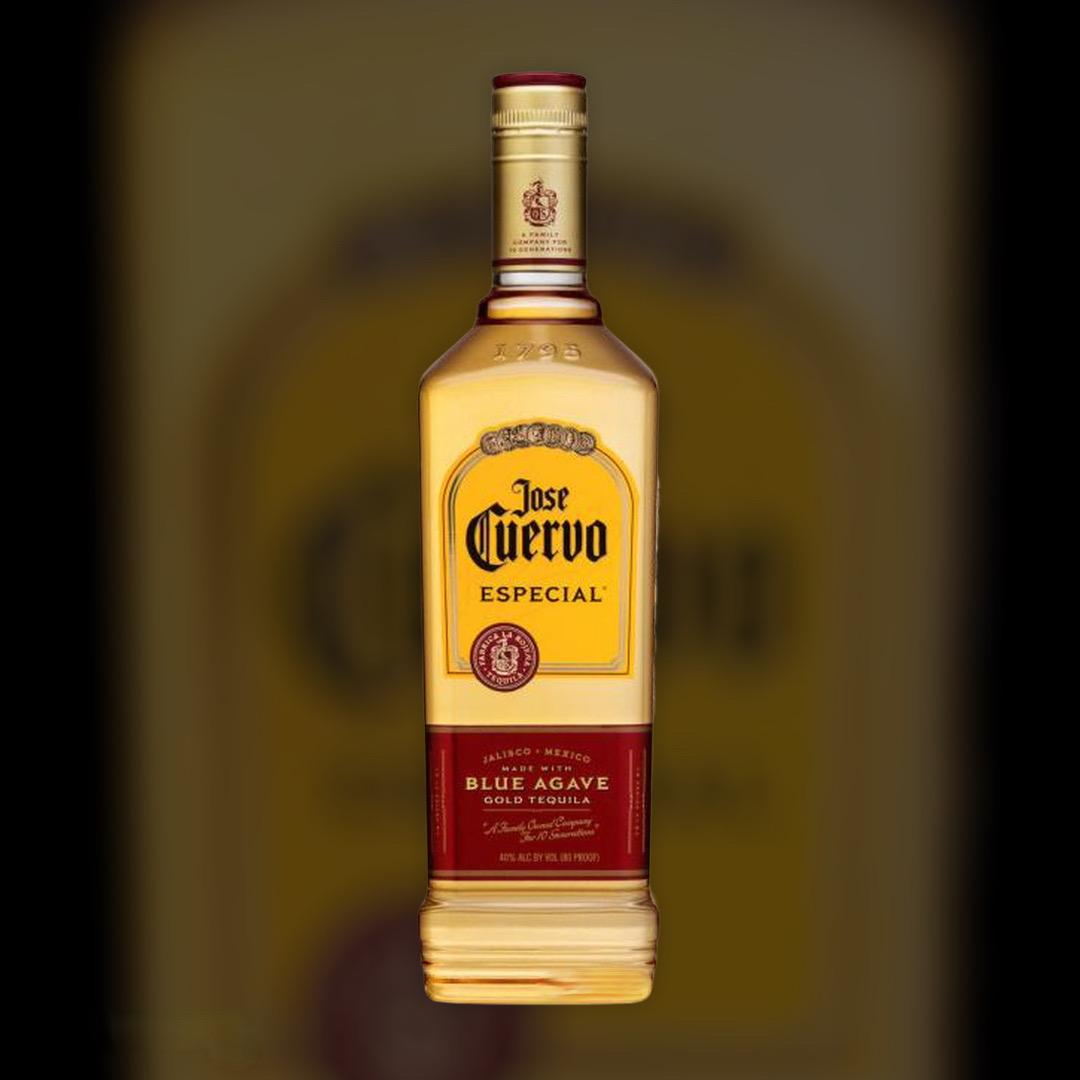 Tequila Jose Cuervo Especial Reposado 38% 0.5 l