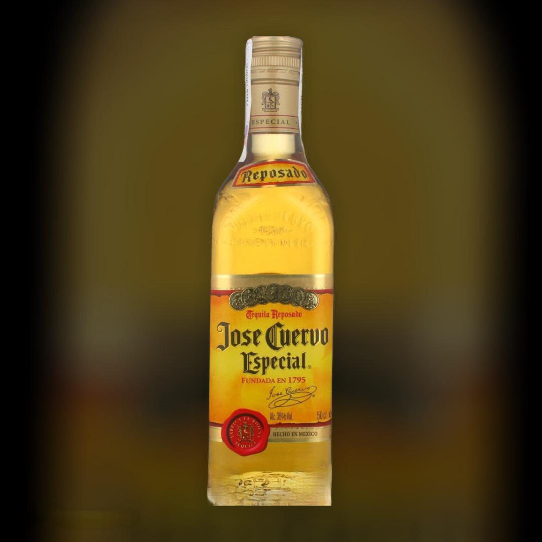 Tequila Jose Cuervo Especial Reposado 38% 0.7 l