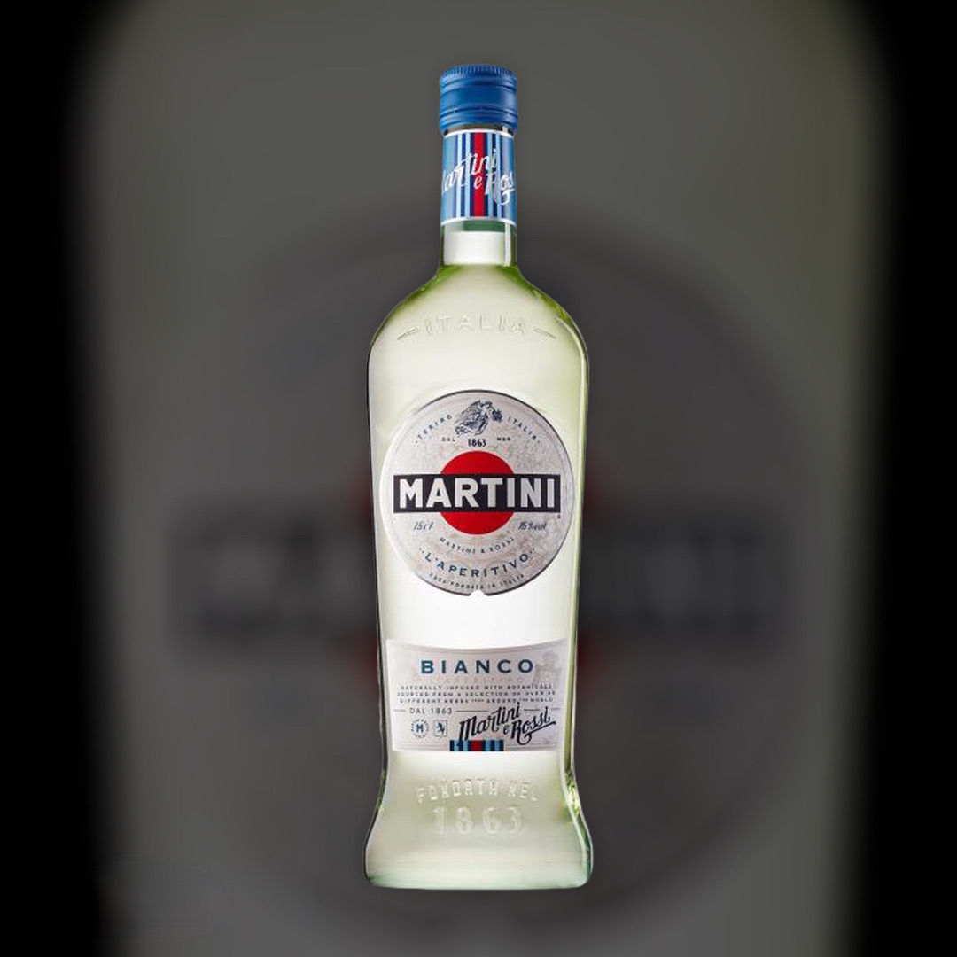 Martini Bianco Wermuth 15% 0,75l