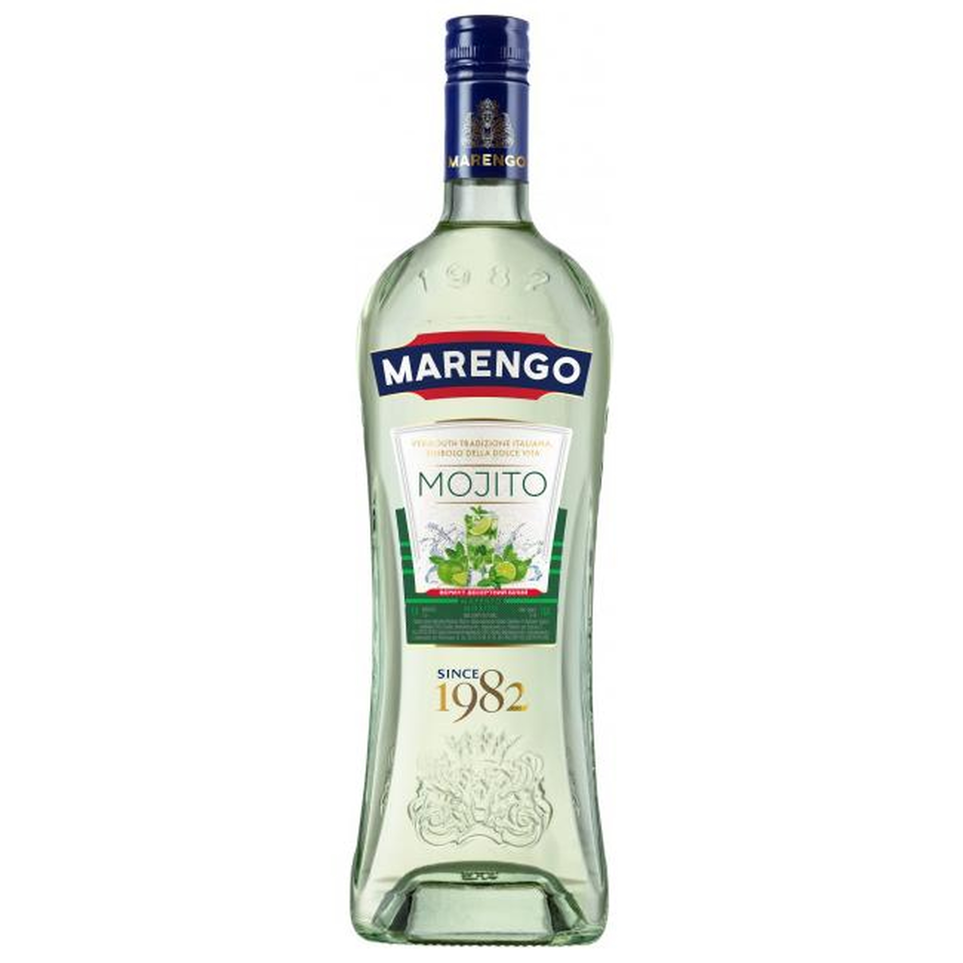 Delivery vermouth Marengo Mojito night on Kiev