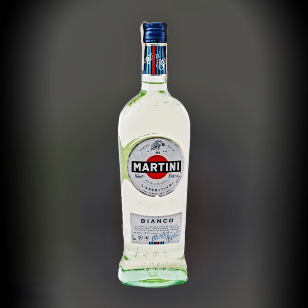 Martini Bianco Vermouth order delivery at night in Kiev