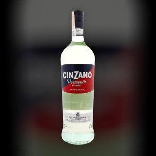 CINZANO Bianco 15% Vermouth 1 л