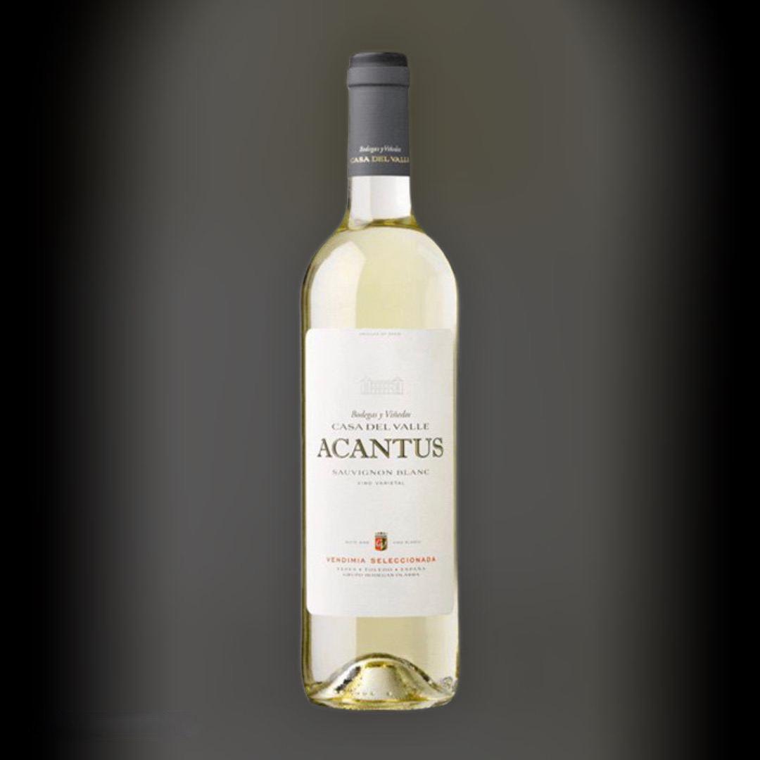 Wine Delivery Acantus Sauvignon Blanc