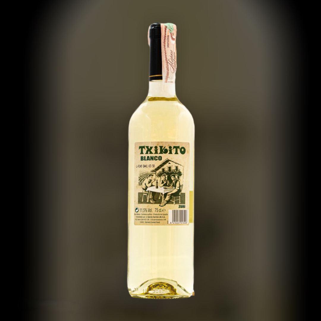 Wine Delivery Txikito Liren clock in Kiev