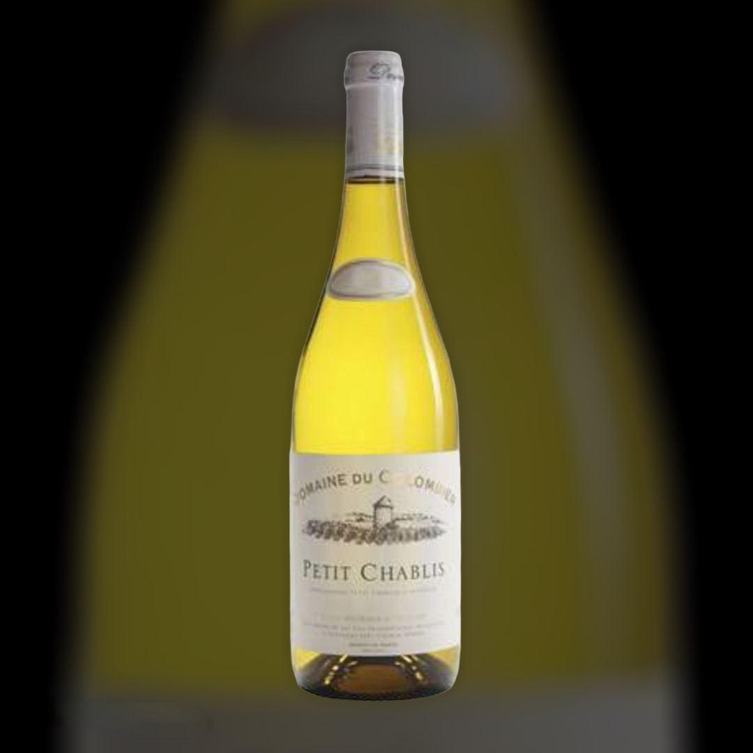 Wine Domaine Du Colombier Petit Chablis dry white 12% France 0,75l