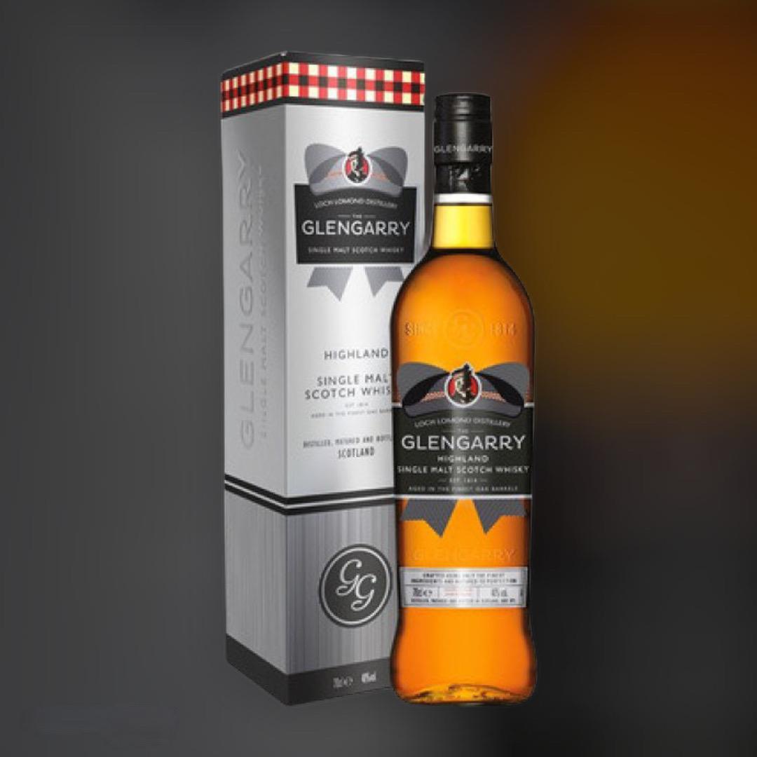 Order Whiskey Loch Lomond The Glengarry clock in Kiev