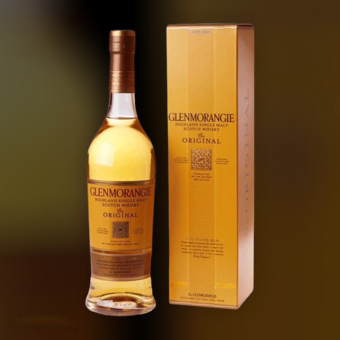 Delivery whiskey Glenmorangie The Original 10 years around the clock in Kiev