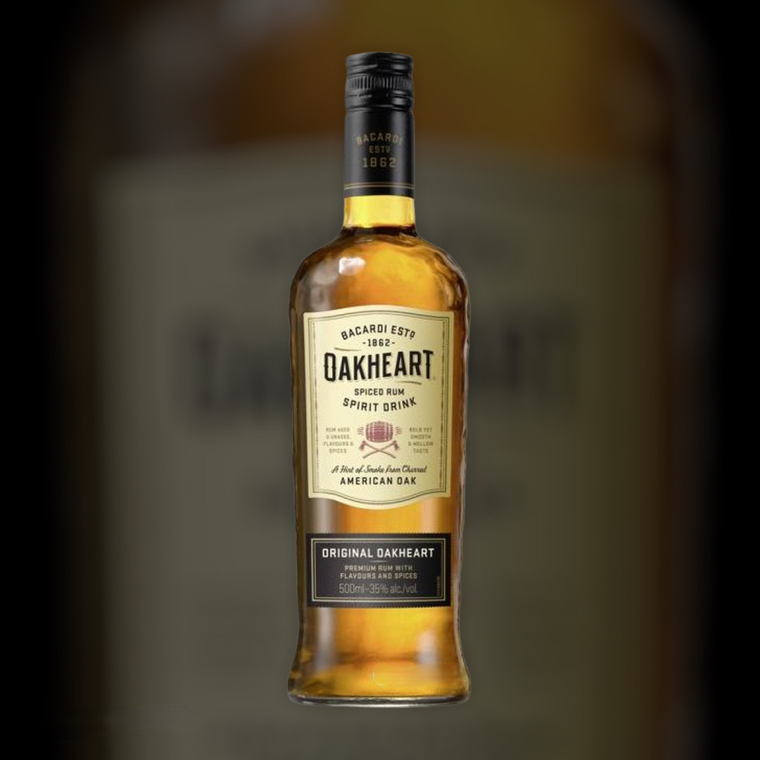 rum Bacardi OakHeart delivery around the clock in Kiev
