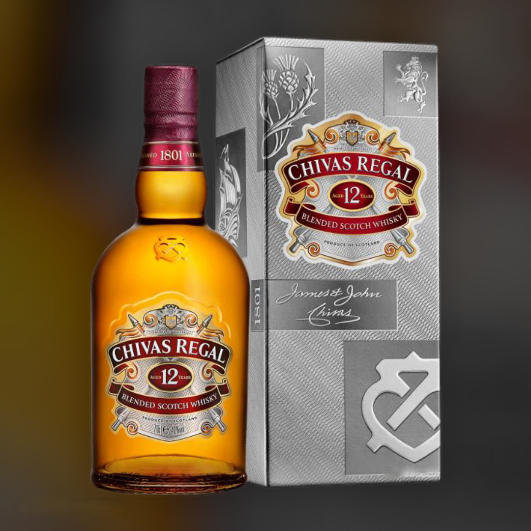 Whiskey Chivas Regal 12 to order with delivery in Kiev night