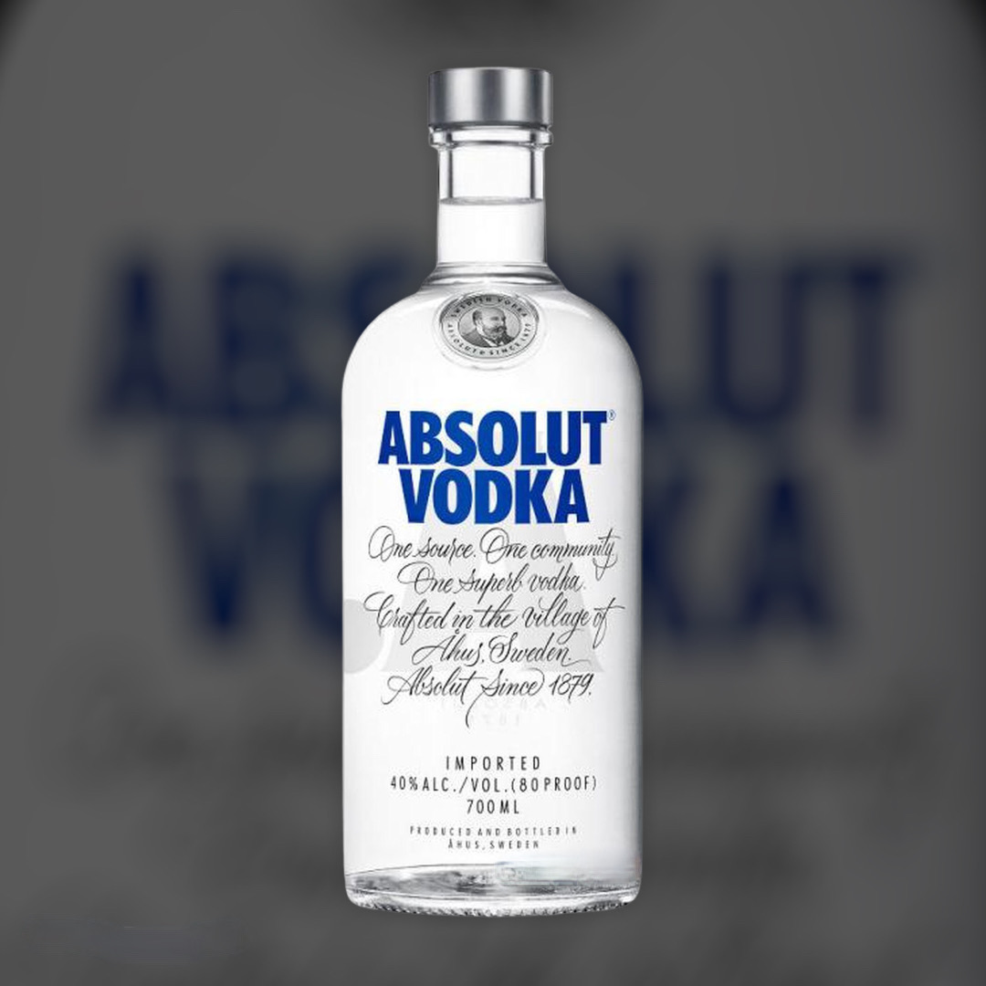 Absolut Vodka delivery around the clock in Kiev